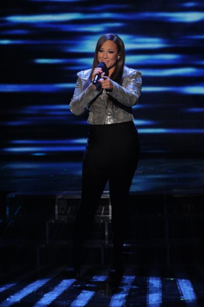 Melanie Amaro Top 12