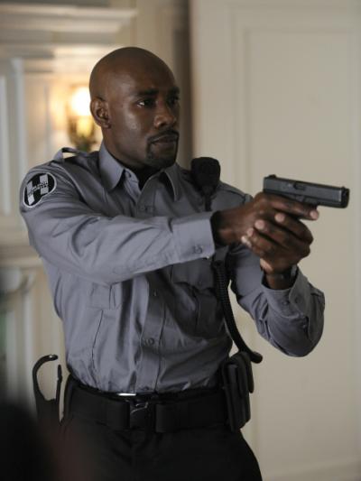 Morris Chestnut as Luke