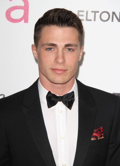 Colton Haynes Photo