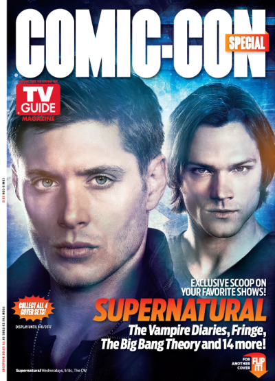 Supernatural Comic-Con Issue