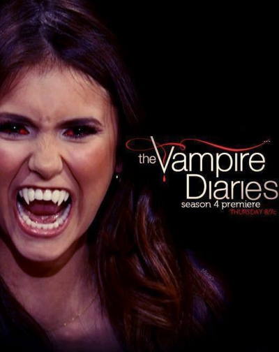 Fan Made Vampire Diaries Poster