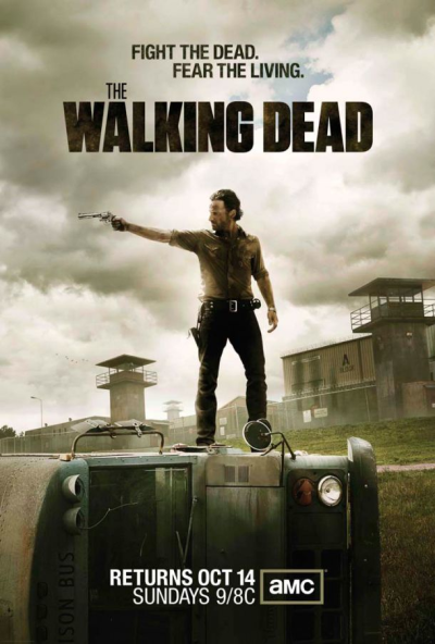 Walking Dead Season 3 Poster