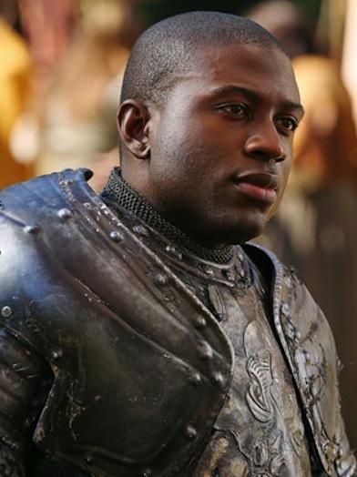 Sinqua Walls as Lancelot