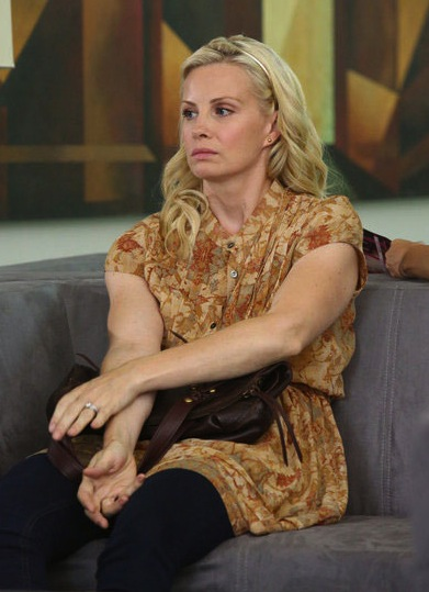 Monica Potter on Parenthood
