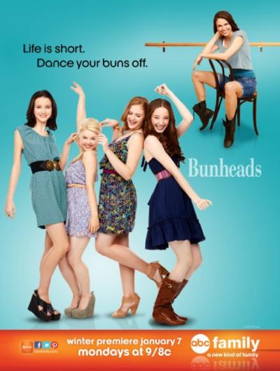 Bunheads Poster