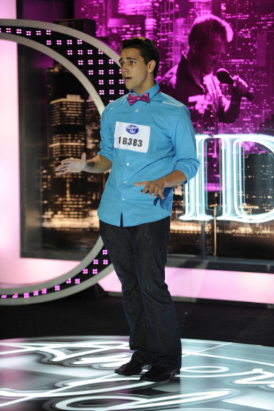 Lazaro Arbos Audition Pic
