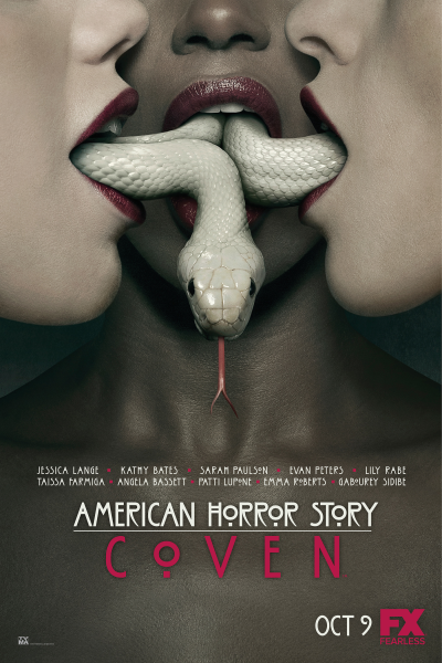 American Horror Story: Coven Poster