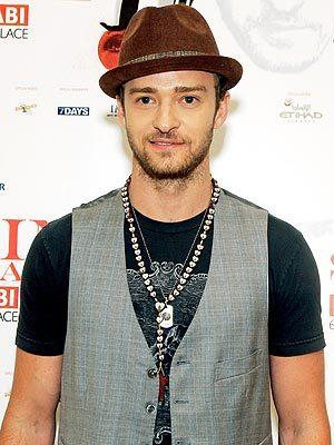 Justin Timberlake Pic