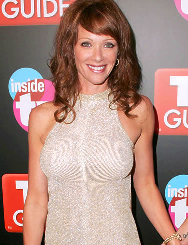 The 53-year old daughter of father Grant Holly and mother Michael Ann Holly, 168 cm tall Lauren Holly in 2017 photo