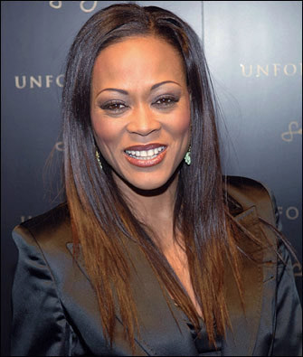 Robin Givens Shot