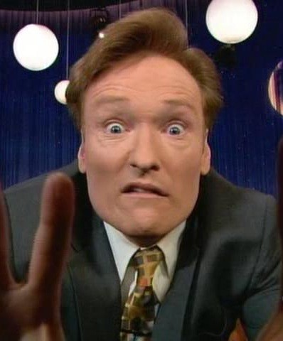 Conan O'Brien: Not a Fan