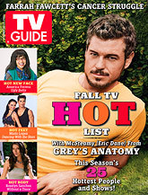 Eric Dane in TV Guide