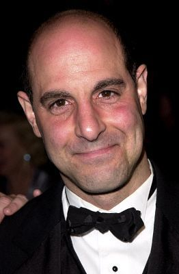 Stanley Tucci of CBS' New