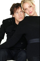 T.R. Knight & Katherine Heigl