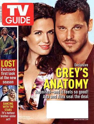 A Grey's Anatomy Spoiler