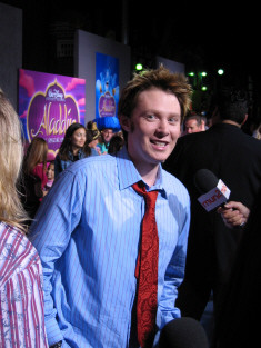 Clay Aiken Gives an Interview