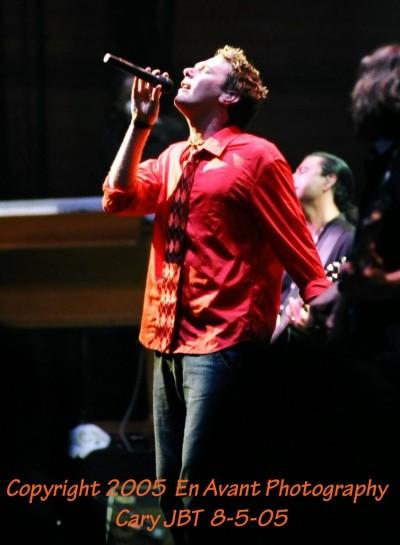 Clay Aiken Live