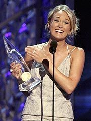 Carrie Underwood: A Big Winner!