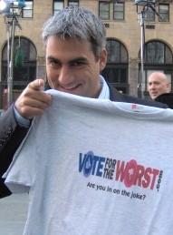 Votefortheworst.com