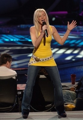 Pickler on Idol