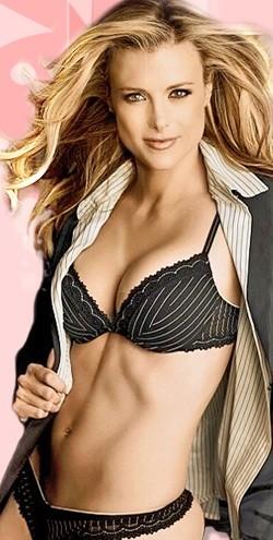 Almost Nude Kristine Lefebvre
