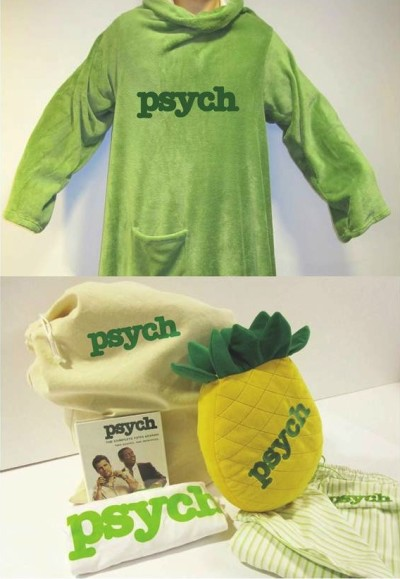 Psych Giveaway