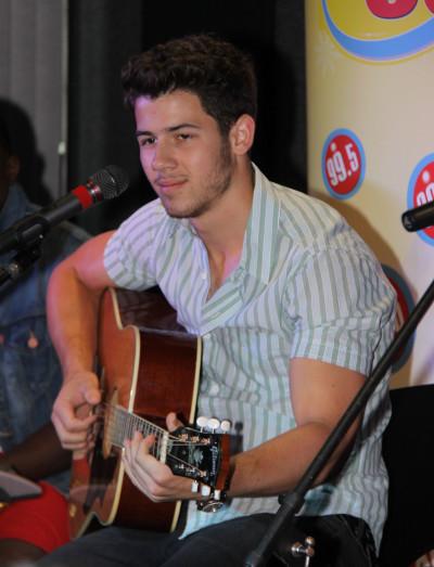 Nick Jonas Image