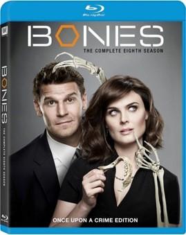 Bones Blu-Ray Cover