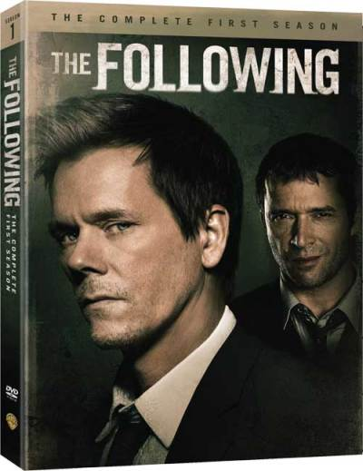 The Following Season 1 DVD