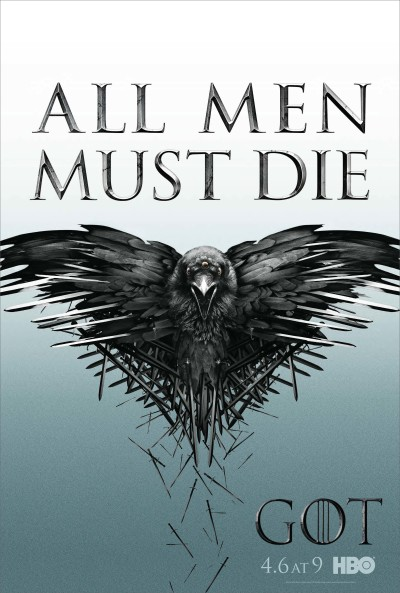 Game of Thrones Season Four Poster