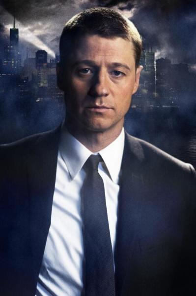 Ben McKenzie as James Gordon
