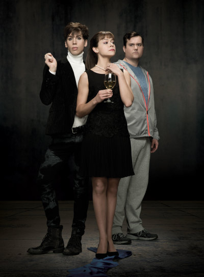 Felix, Alison and Donnie