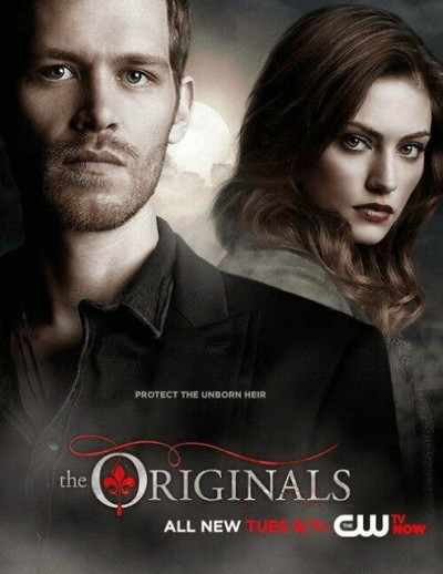 The Originals Season 1 Poster