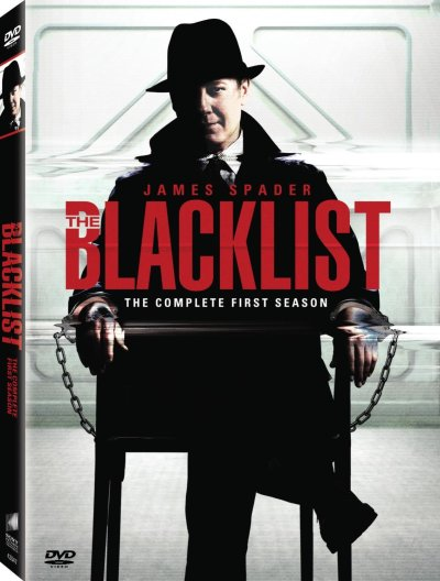 The Blacklist Season 2 DVD