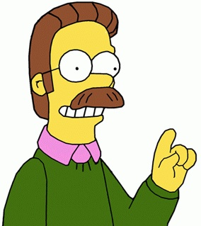 ned flanders picture Romantic Asexual. Whenever an identity are referred to as asexual in fabrication it is usually put as a shorthand for aromantic asexual.