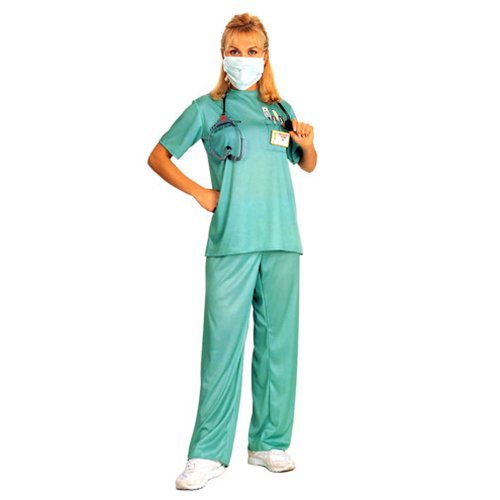 Greys anatomy doctors costume